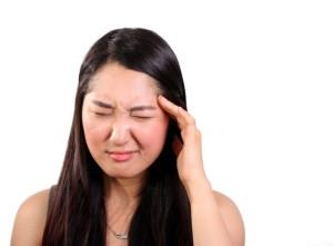 Vedlejší účinky epidurálu - bolest hlavy